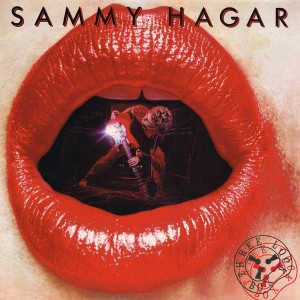 Sammy Hagar - Three Lock Box - Geffen Records - GEF 25254, Geffen Records - 25224