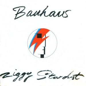 Bauhaus - Ziggy Stardust - Beggars Banquet - BEG 83
