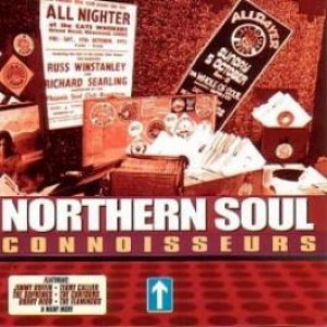 Various - Northern Soul Connoisseurs - Spectrum Music - 556 827-2