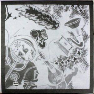 Rocket Juice & The Moon - Leave-Taking EP - Honest Jon's Records - HJP69
