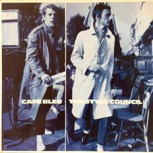 The Style Council - Café Bleu - Polydor - TSCLP1