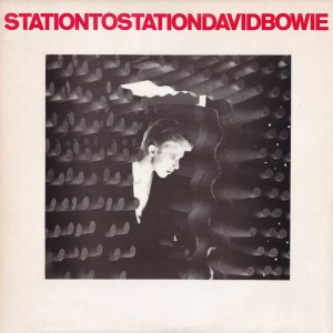 David Bowie - Station To Station - RCA - APL1-1327, RCA - APLI-1327, RCA Victor - APL1 1327