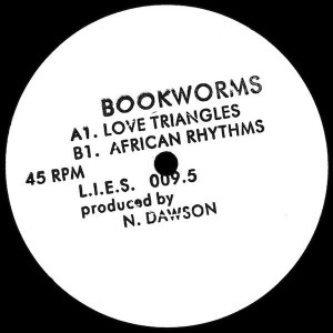 Bookworms - Love Triangles - L.I.E.S.  (Long Island Electrical Systems) - L.I.E.S. 009.5