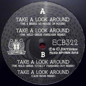 The 2 Bears - Take A Look Around - Southern Fried Records - ECB322