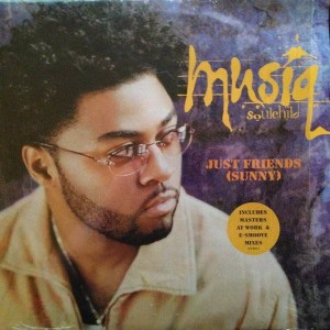 Musiq - Just Friends (Sunny) - Def Soul - 572 812-1