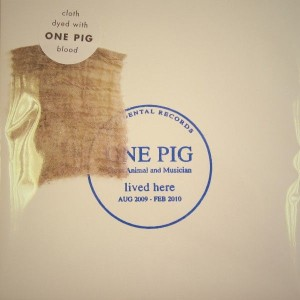 Matthew Herbert - One Pig: A Life In 3 Minutes - Accidental - AC50
