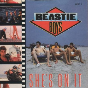 Beastie Boys - She's On It - Def Jam Recordings - BEAST 2, CBS - BEAST 2