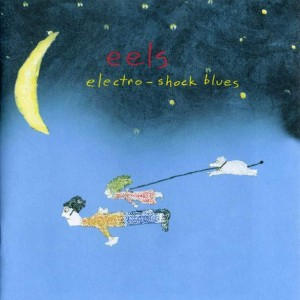 Eels - Electro-Shock Blues - DreamWorks Records - DRD 50052, DreamWorks Records - 450 052-2