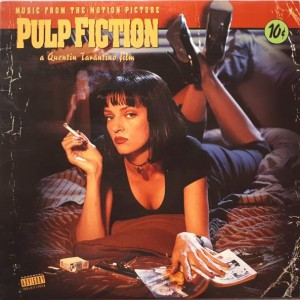 Various - Pulp Fiction (Music From The Motion Picture) - MCA - MCA-11103