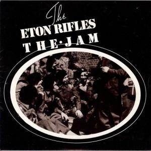 The Jam - The Eton Rifles - Polydor - POSP 83, Polydor - 2059 176