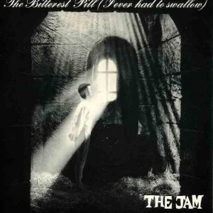 The Jam - The Bitterest Pill (I Ever Had To Swallow) - Polydor - POSP 505, Polydor - 2059 546
