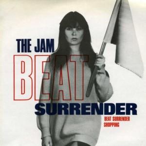 The Jam - Beat Surrender - Polydor - POSP 540, Polydor - 2059 575
