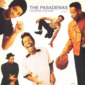The Pasadenas - I'm Doing Fine Now - Columbia - 657718 6