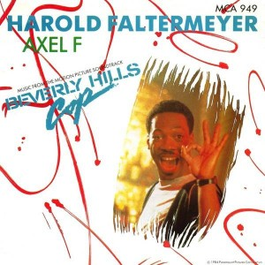 Harold Faltermeyer - Axel F - MCA Records - MCA 949