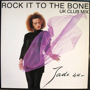 Jade 4U - Rock It To The Bone (UK Club Mix) - Antler-Subway - AS 8901R
