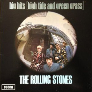 The Rolling Stones - Big Hits [High Tide And Green Grass] - Decca - TXS 101, Decca - TXS.101