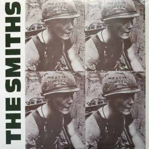 The Smiths - Meat Is Murder - Rhino Records - 2564665878