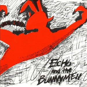 Echo & The Bunnymen - The Pictures On My Wall - Zoo Records - CAGE 004