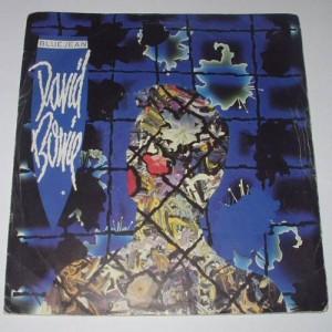 David Bowie - Blue Jean - EMI America - EA 181