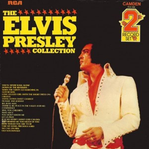 Elvis Presley - The Elvis Presley Collection - RCA Camden - PDA 009