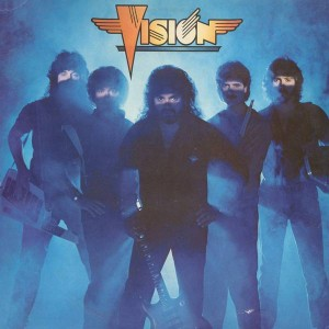 Vision - Vision - Heartland Records - HR 38659
