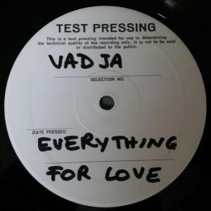 Vadja Ibeas - Everything For Love - Beat Club Records - EVERYTHING FOR LOVE