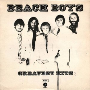 The Beach Boys - Greatest Hits - Capitol Records - ST 21628, Capitol Records - IE 062 • 80478