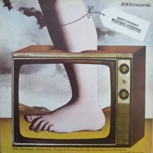 Monty Python - Monty Python's Flying Circus - BBC Records - REB 73M