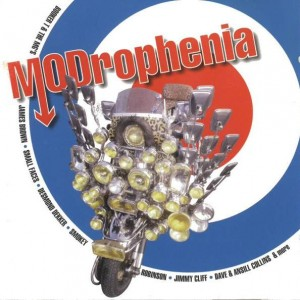 Various - MODrophenia - Global Television - RADCD62