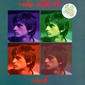 Mike Oldfield - Take 4 - Virgin - VS23812, Virgin - VS 23812