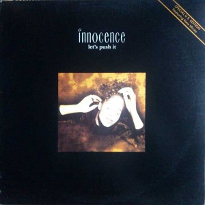 Innocence - Let's Push It - Chrysalis - V 23597, Chrysalis - V23597, Cooltempo - V 23597