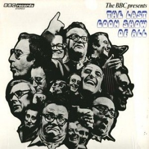 The Goons - The Last Goon Show Of All - BBC Records - REB 142S