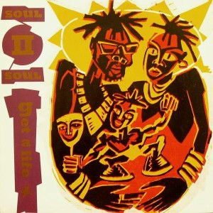 Soul II Soul - Get A Life - 10 Records - TEN X 284, 10 Records - 612 867-213, 10 Records - TENX 284