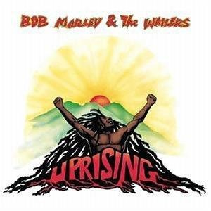 Bob Marley & The Wailers - Uprising - Island Records - ILPS 9596, Tuff Gong - ILPS 9596