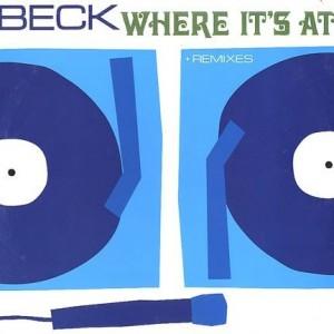 Beck - Where It's At + Remixes - DGC - DGC12-22214