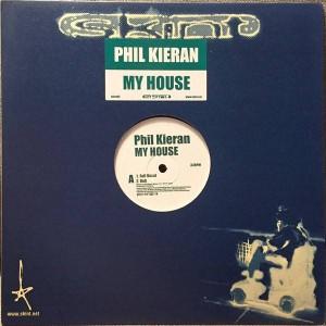 Phil Kieran - My House - Skint - skint80