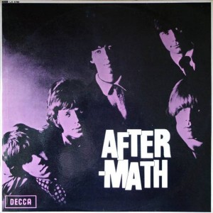The Rolling Stones - Aftermath - Decca - LK 4786, Decca - LK.4786