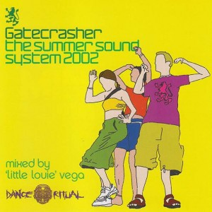 Louie Vega - Gatecrasher (The Summer Sound System 2002) - Ministry (Magazine) - MINMAG53