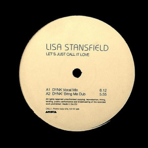 Lisa Stansfield - Let's Just Call It Love - Arista - CALL1
