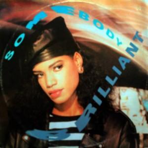 Brilliant - Somebody - WEA Records Ltd. - FOOD 7T