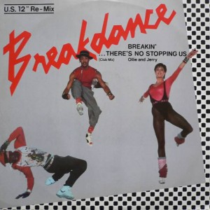 Ollie And Jerry - Breakin'... There's No Stopping Us (Club Mix) - Polydor - POSPX 690, Polydor - 821 708-1