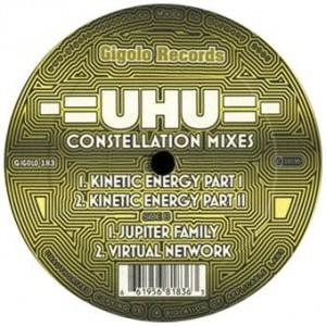 -=UHU=- - Constellation Mixes - International Deejay Gigolo Records - GIGOLO 183
