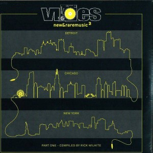 Rick Wilhite - Vibes 2 -  Part One Of Two - Rush Hour Recordings - RHM-010.1