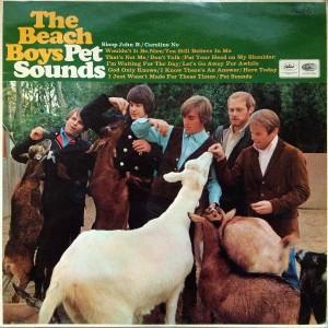 The Beach Boys - Pet Sounds - Capitol Records - T 2458