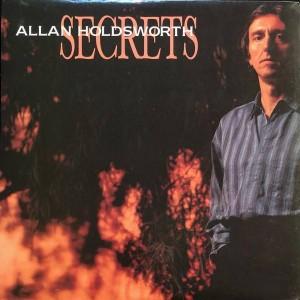 Allan Holdsworth - Secrets - Intima Records - 7 73328-1