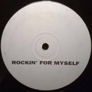 Motiv 8 - Rockin' For Myself - WEA International Inc. - SAM 1334