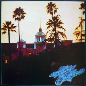 Eagles - Hotel California - Asylum Records - K 53051, Asylum Records - K53051, Asylum Records - 7E 1084, Asylum Records - 7E-1084