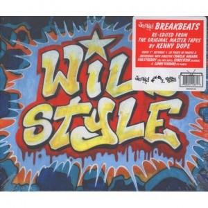 """Kenny """"Dope"""" Gonzalez - Wild Style Breakbeats - Kay-Dee Records - KDBOOKS-001"""