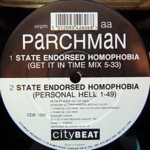 Parchman - Voice - City Beat - CBE 1260