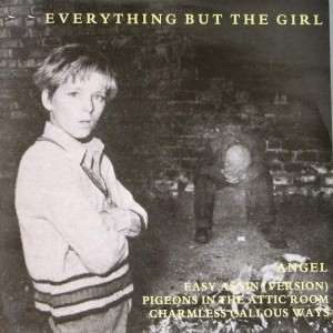 Everything But The Girl - Angel - Blanco Y Negro - NEG 15T, Blanco Y Negro - 249029-0